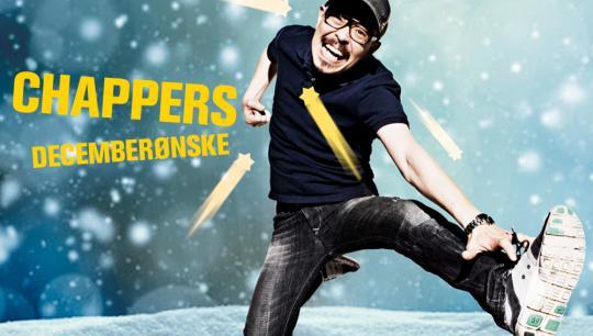 Teater Vestvolden Chappers December Ønske