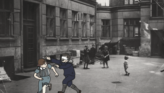 Arbejdermuseet - barn i gamle dage