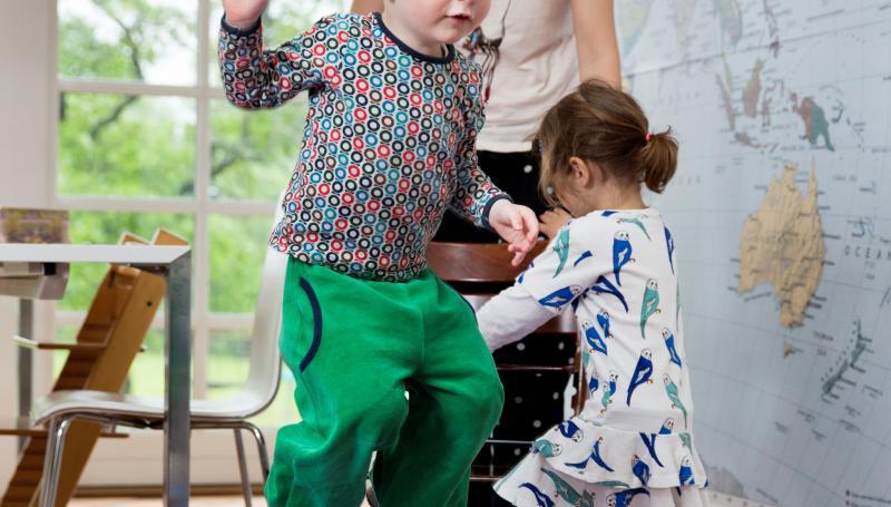 DGI - børn og bevægelse - Leg og motorik