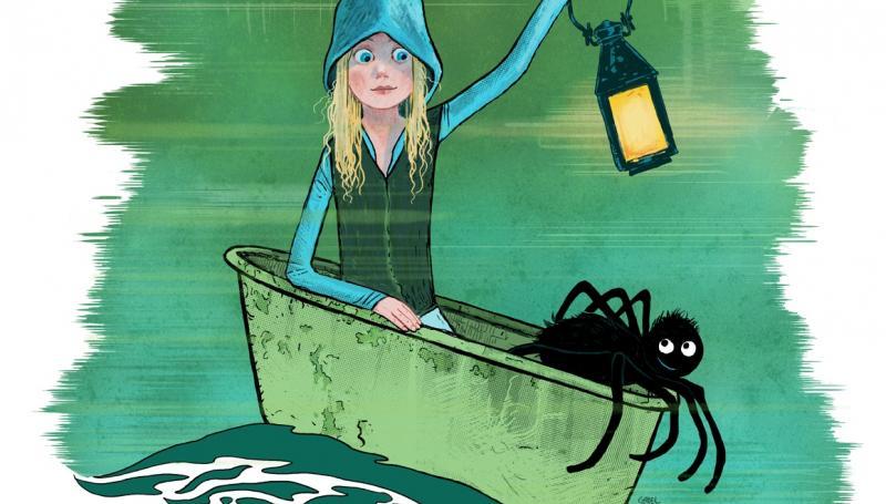 Lyset og lykkens edderkop